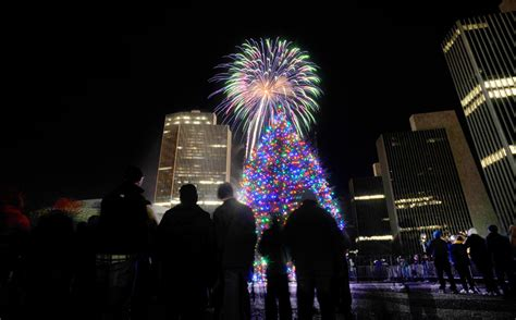 Garden State Plaza Fireworks 2017 Empire State Plaza Winter Events Schedule Announced