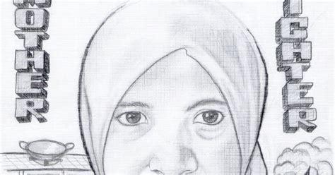 membuat melukis gambar sketsa wajah anda koleksi karikatur