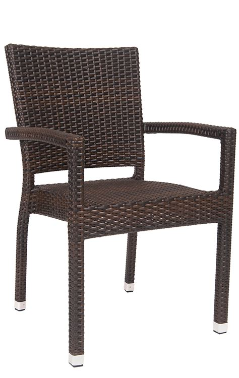wicker armchairs best choice products premium patio wicker oversized club