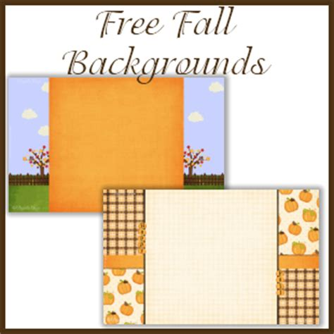 fall templates free fall templates backgrounds buttons