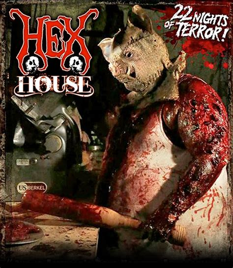 hex house tulsa tulsa hex house church of halloween