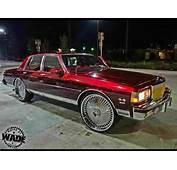 Classic Weekend Candy Brandywine Box Chevy On 26 Dub Bellagios