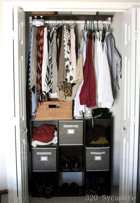 Wardrobe Makeover Ideas by 17 Clever And Functional Closet Organization Hacks And Diy