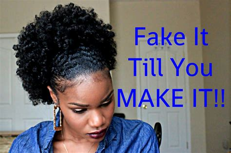 how to make my twa afro curly pic how you can get a flawless and super cute ponytail with