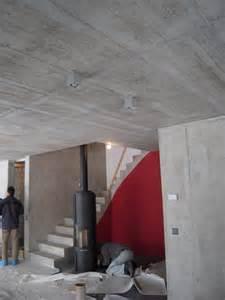 laisser le plafond en b 233 ton brut forum romand de la