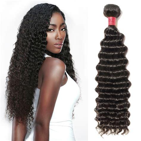 20 inch 1b black wavy 10 24 inch curly malaysian hair 1b black