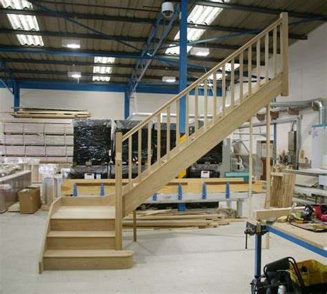 New Banisters Oak Staircases From Staircases Biz