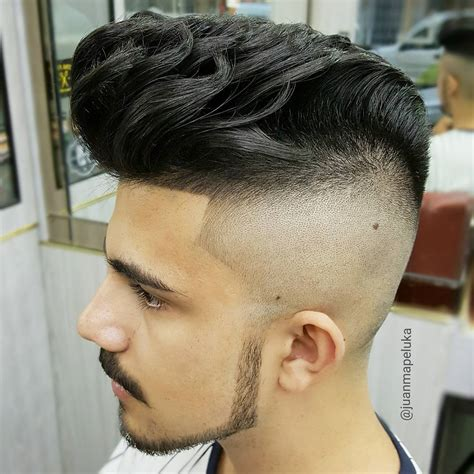 pompadour hairstyle pictures haircut 27 fade haircuts for men