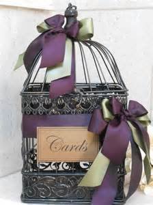 decorating a birdcage for a wedding 37 trendy purple wedding table decorations