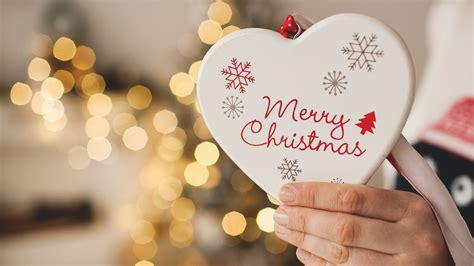 wallpaper merry christmas  love heart hd