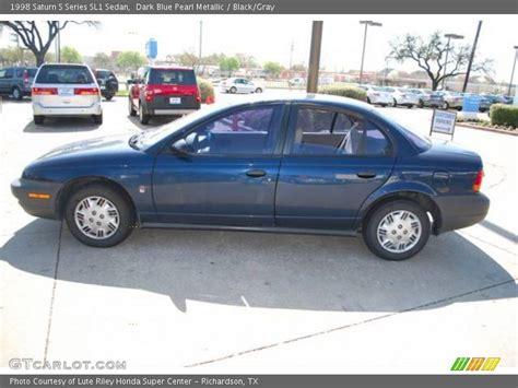 1998 saturn s series 1998 saturn s series sl1 sedan in blue pearl metallic