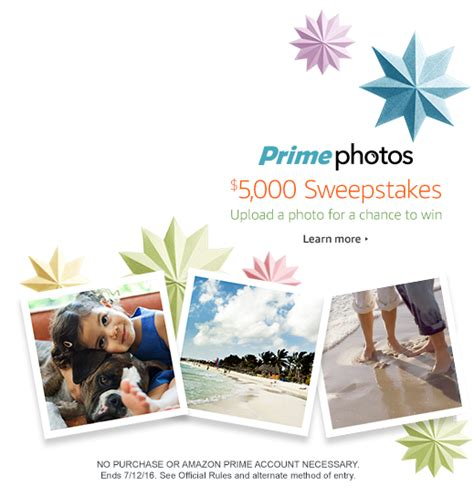 Upload Amazon Gift Card - upload a photo to win 5000 amazon gift cards by amazon sweepstakes always promo off