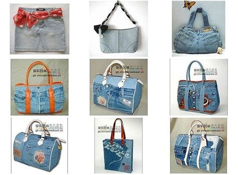 pattern for blue jean purse 1008 best images about all about jeans bags and purses