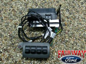 super duty     oem ford  dash upfitter switch kit ebay