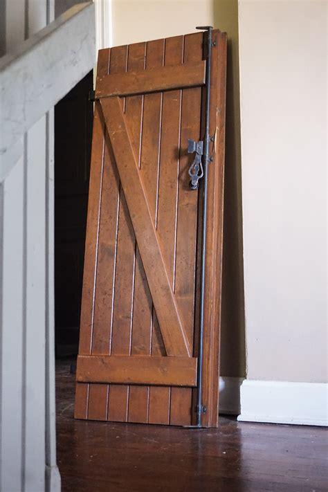 home decor idea  repurposed armoire doors gargoyles