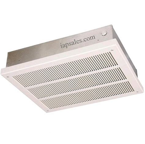 in ceiling heater qmark eff 1500 commercial fan forced electric ceiling heaters