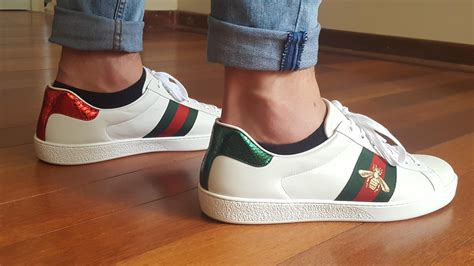 reddit sneakers gucci ace embroidered sneakers