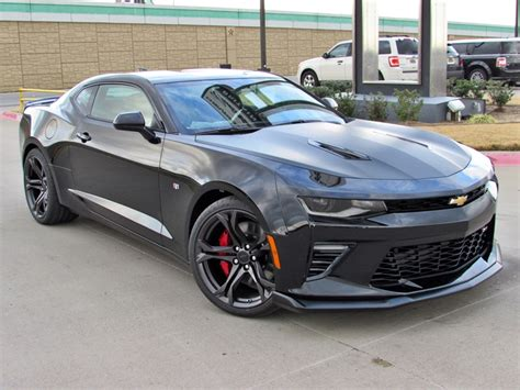 black camaro 1le 2017 camaros ordered now with 1les