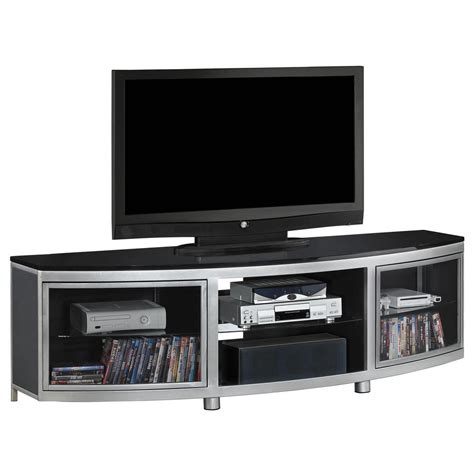 72 Inch Tv Stand With Fireplace by Classic Gotham 72 In Media Console With Electric
