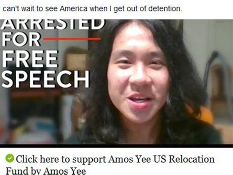 amos yee new year amos yee calls on singaporeans to help fund his new