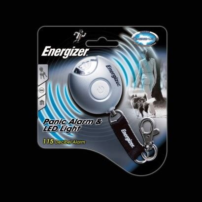 Mind Energizer Energizer Panic Alarm Led Light