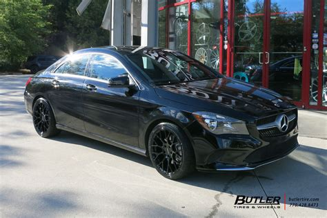mercedes cla   petrol pb wheels exclusively  butler tires  wheels  atlanta ga