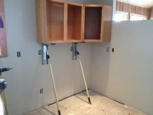 how to install kitchen cabinets yourself easy cabinets installation the stand in the greatest