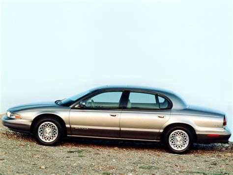 chrysler lhs technical specifications and fuel economy