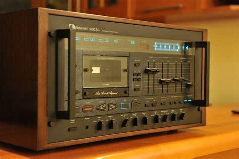 nakamichi 1000 cassette deck nakamichi 1000 zxl cassette player nakamichi 109