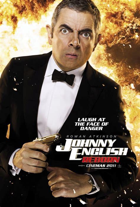 poster released  johnny english  heyuguys