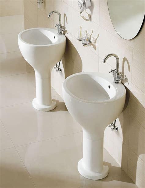 Modern Pedestal Bathroom Sinks Modern Pedestal Sink Contemporary Pedestal Sink Barron