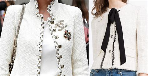 Luxe Home Interior by Chanel Style Little White Jacket Sheerluxe Com