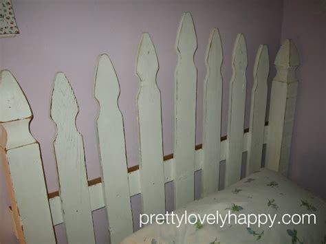 picket fence headboard plans 25 best ideas about fence headboard on pinterest rustic
