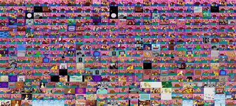 couch gags every single couch gag from 25 years of the simpsons at