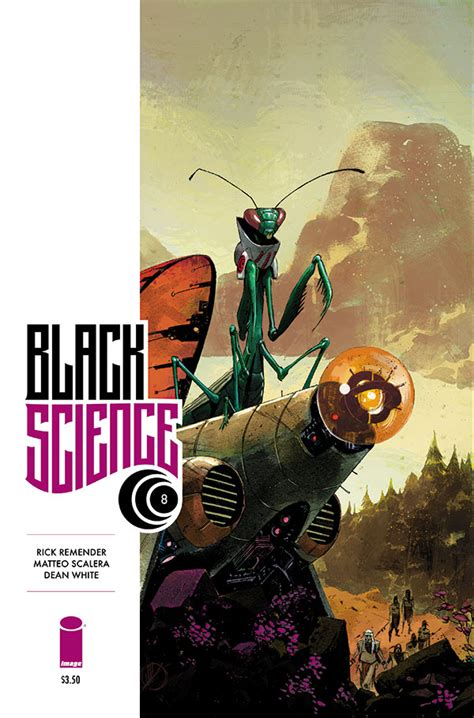 black science premiere hardcover volume 2 transcendentalism books black science 8 releases image comics