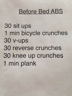 workouts before bed 1000 images about before bed challenges on pinterest before bed workout beds and
