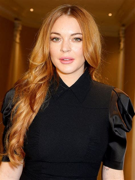 Lindsay Lohan by Lindsay Lohan Suffering From Untreatable Virus