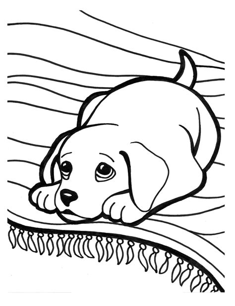 printable puppy coloring pages puppy coloring pages best coloring pages for