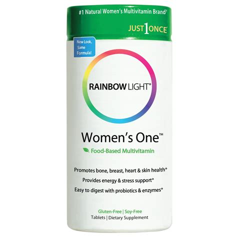 rainbow light s one multivitamin 150 tablets amazon com rainbow light s one multivitamin 150