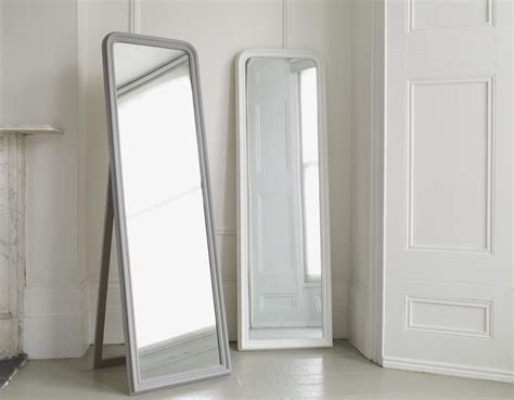 Length Mirror With Drawer by 15 Length Free Standing Mirror With Drawer Mirror