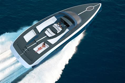 bugatti boat veyron who now you can buy a bugatti yacht by car magazine
