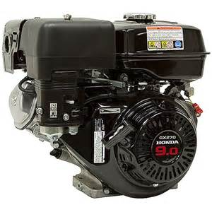 Honda Horizontal Engine 9 Hp Honda Gx270ut Rs Engine Horizontal Shaft Engines