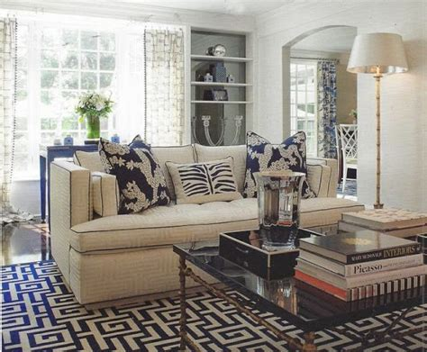 white family room blue and white family room key rug coral accents