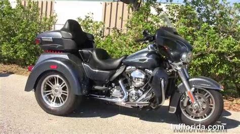 3 Rad Motorrad Gebraucht by Used 2015 Harley Davidson Trike Three Wheeler For Sale 3