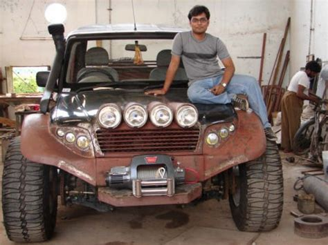 Winch For Jeep In India Autopundit Indian Automobile News And Reviews 187 Mahindra