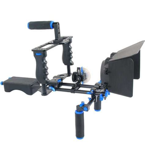 Harga Shoo And Shoulders 480ml jual rig shoulder 5 in 1 cage for kamera dslr harga