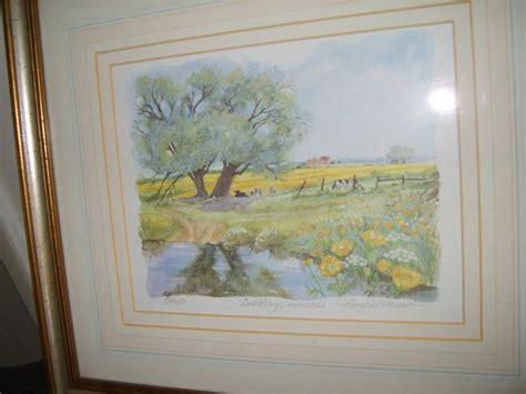 fielder limited edition print buttercup meadow