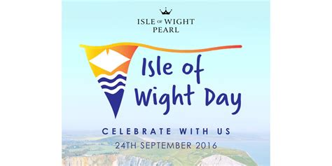 isle of wight day celebrate with us isle of wight pearl