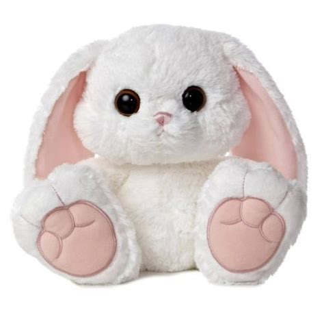 easter plush animals 10 quot plush whte bunny rabbit taddle toes easter