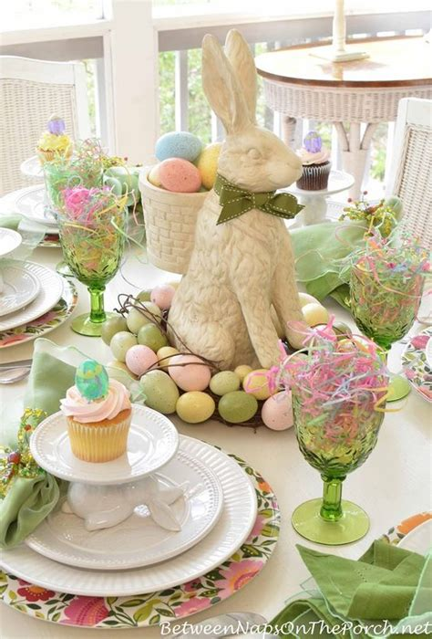 Easter Table Settings by 20 Easter Table Setting Ideas For A Festive Atmosphere